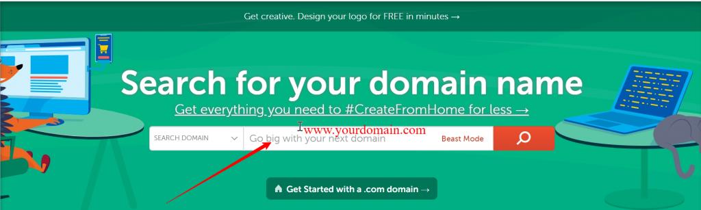 e-commerce store banner image
